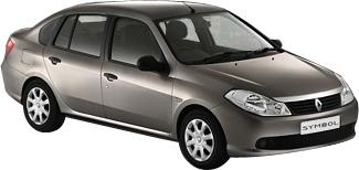 Renault Clio Sedane