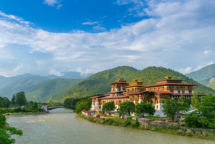 Le Bhoutan en un clin d'oeil