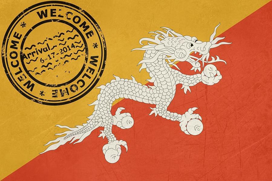 Formalités d'entrée au Bhoutan