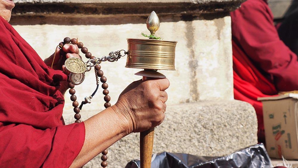 Croyances et religions au Bhoutan
