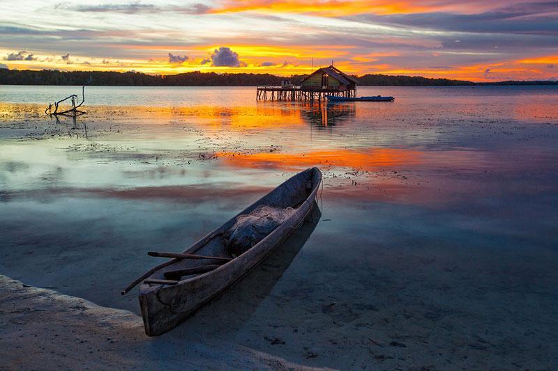 En Indonésie