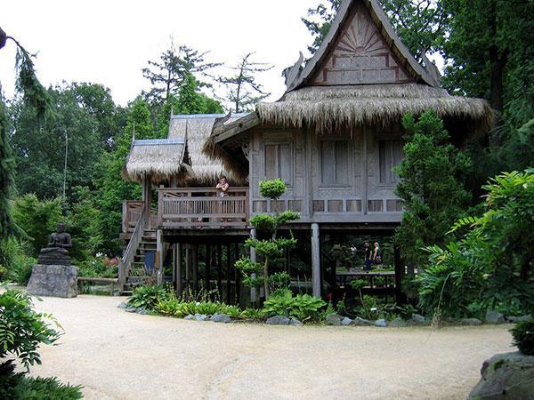 L'hébergement en Indonésie