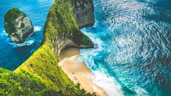 Île de Nusa Penida à Bali
