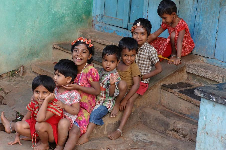 Visiting India with kids