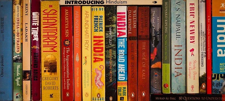 Livre sur l'Inde