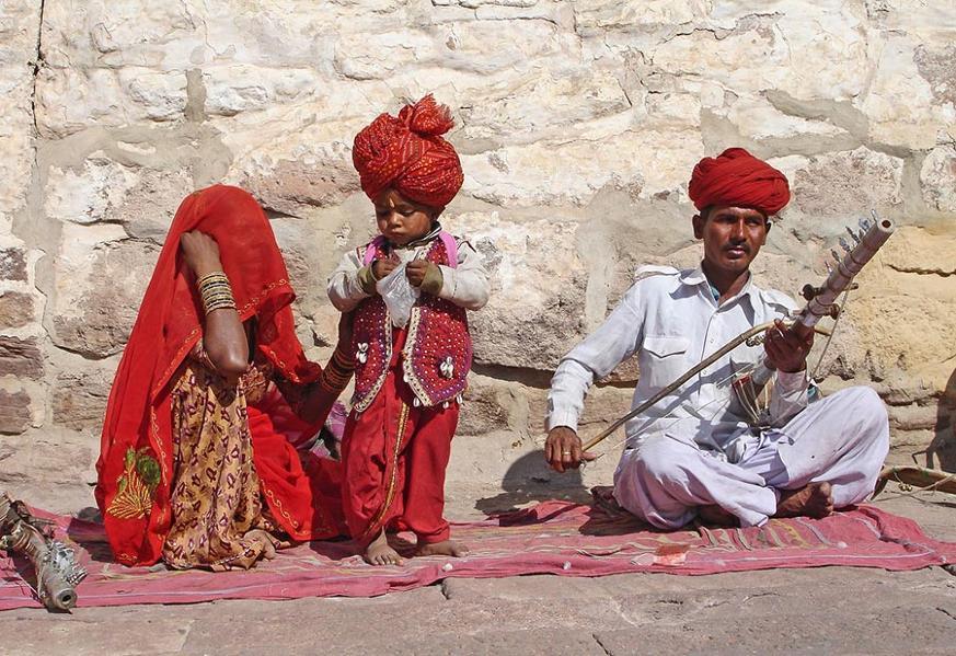 Musique de l'Inde