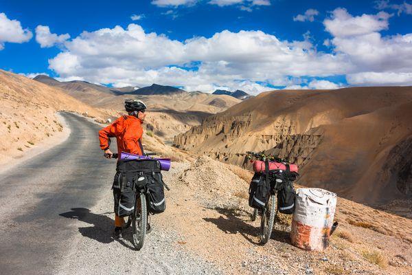 Pourquoi décider de voyager à vélo ?