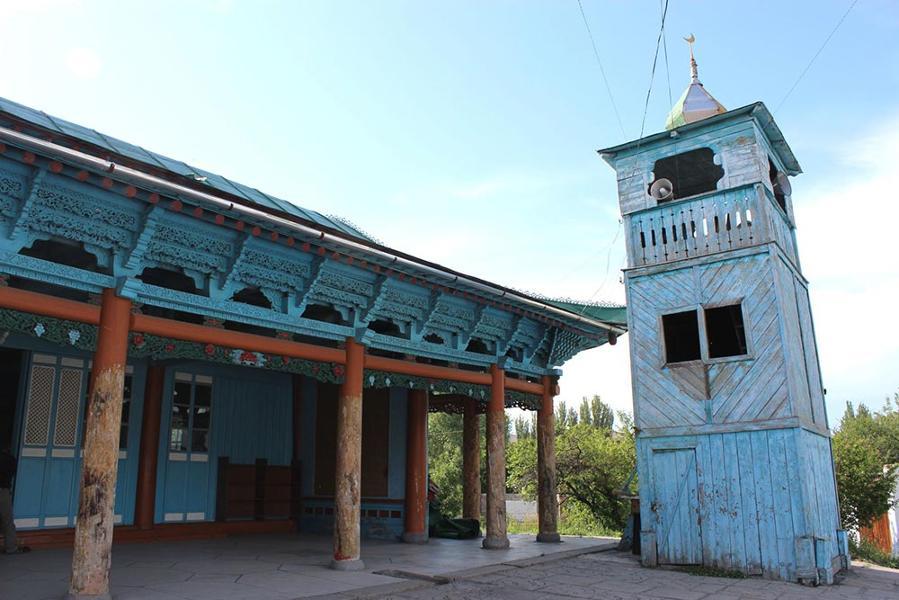Croyances et religions au Kirghizistan
