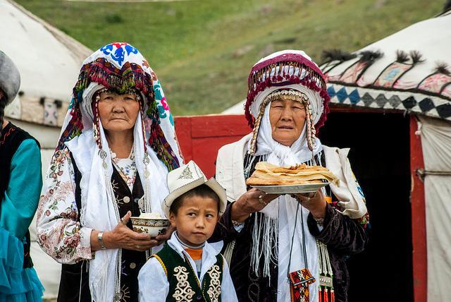 Nowruz, le nouvel an Kirghize
