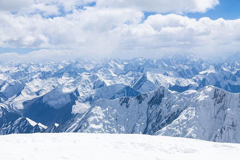 Top 3 des plus hauts sommets du Kirghizistan