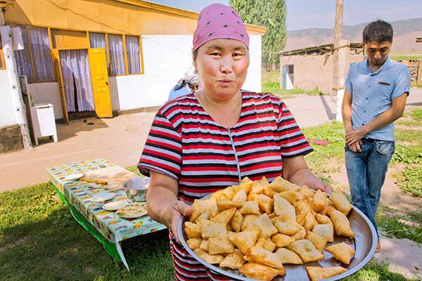 Peuple Kirghizistan