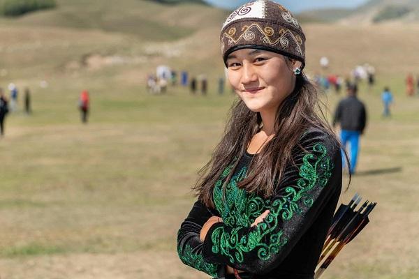 Les femmes du World Nomad Games en image