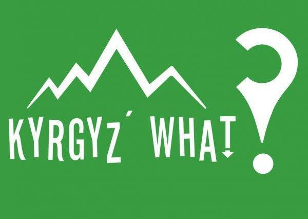 Les 8 raisons de choisir Kyrgyz'What?