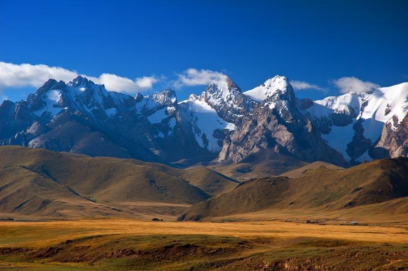 Une semaine au Kirghizistan