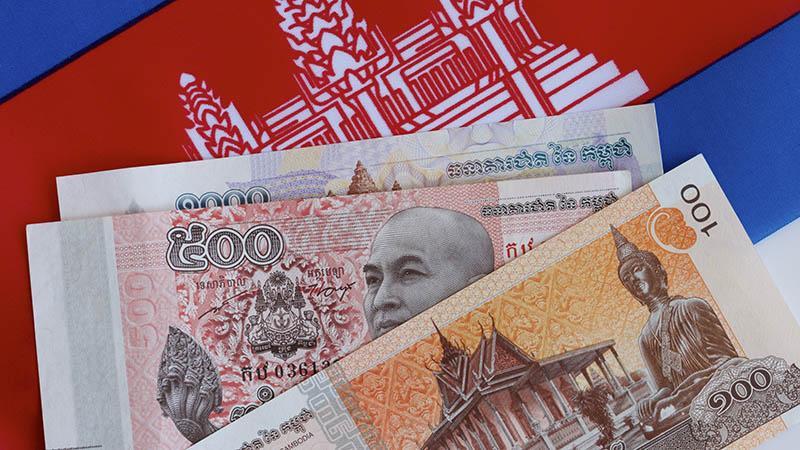 L'argent au Cambodge