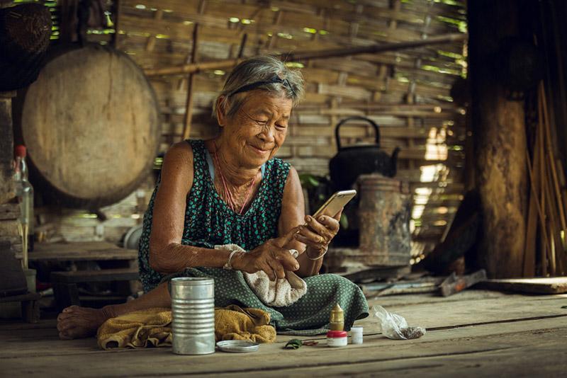 Communication au Cambodge