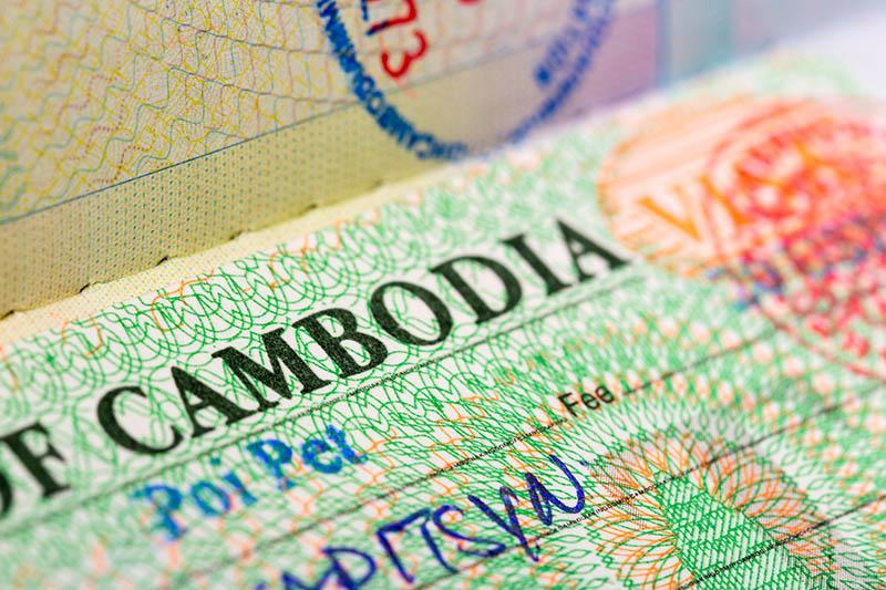 Visa et formalités administratives