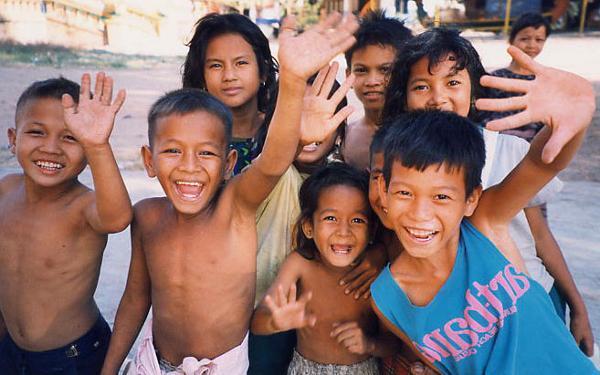 10 bonnes raisons d'aller au Cambodge