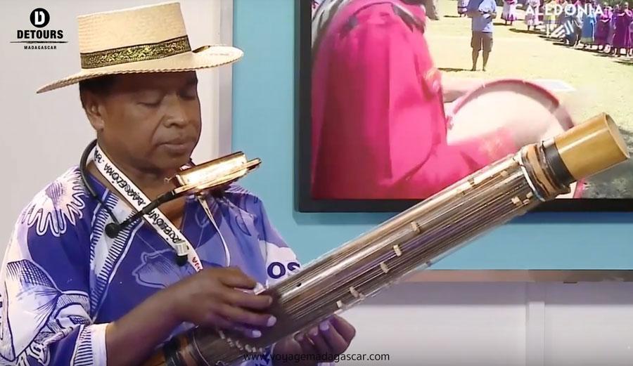 La valiha: instrument de musique emblématique de Madagascar