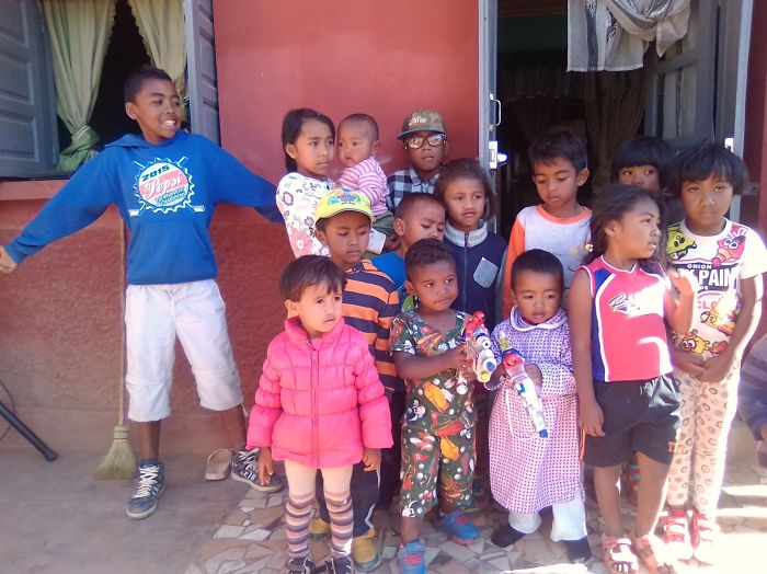 La fête de la circoncision malgache