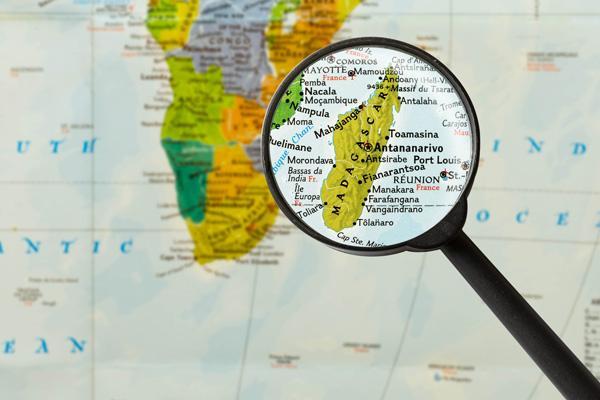 How to come to Madagascar ?