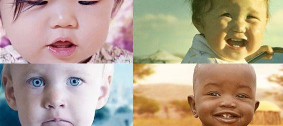 Un bébé mongol dans un documentaire