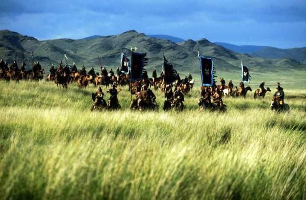 Les hordes mongoles