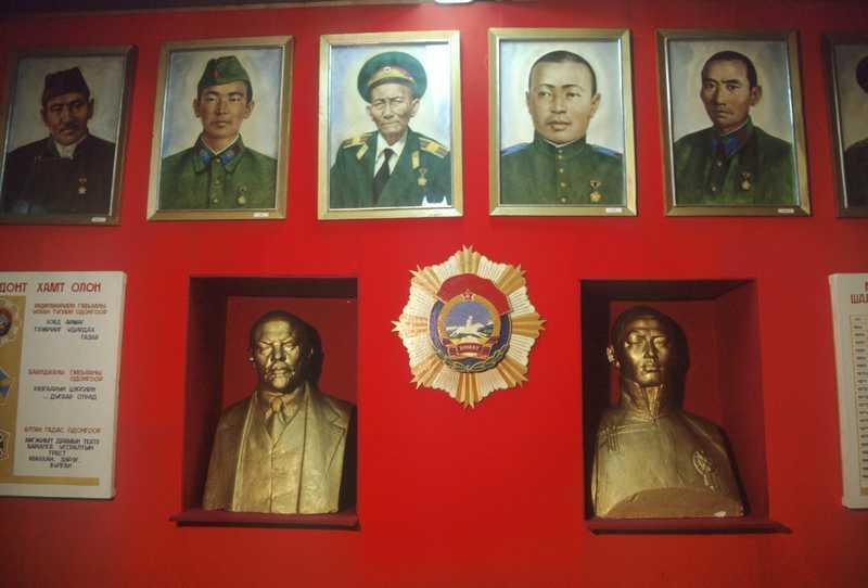 La Mongolie de 1911 à nos jours