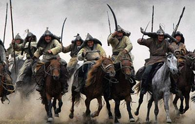 Armée Mongole Khan