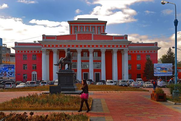 Les 10 monuments d'exception à Oulan Bator