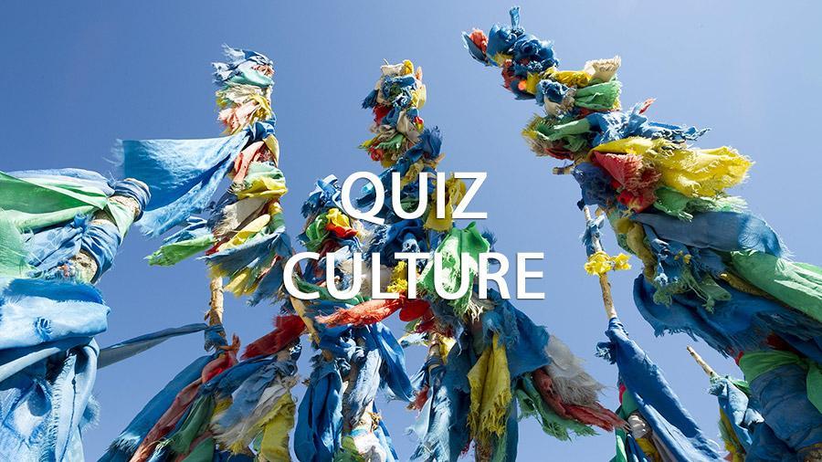 Quiz sur la Mongolie N°2 : Culture