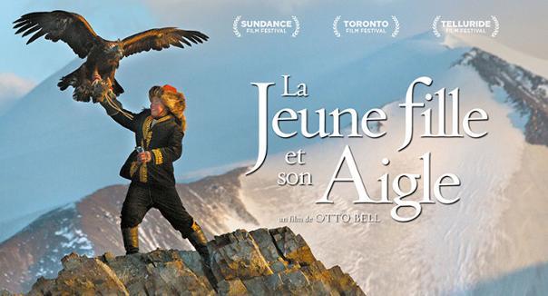 [Concours] La Jeune fille et son Aigle, un film d'Otto Bell