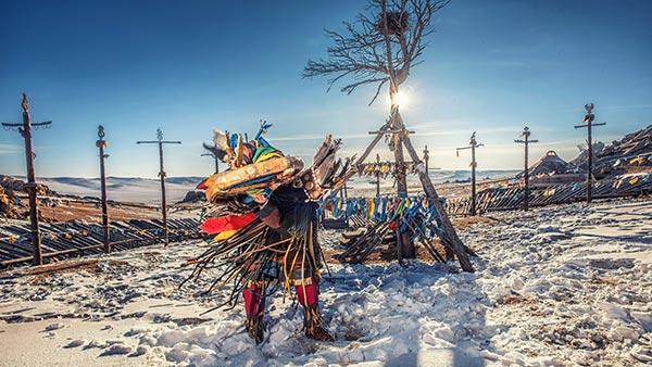 Festival du chamanisme en Mongolie