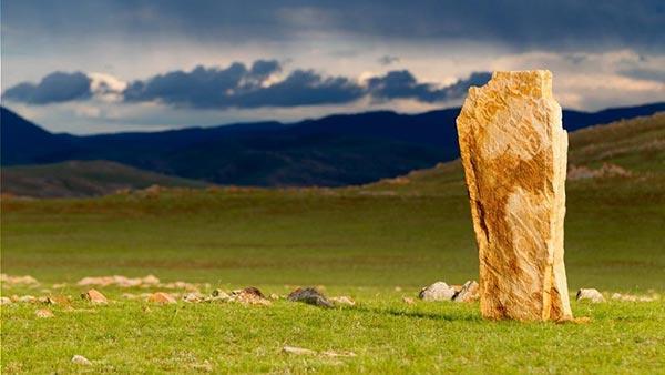 Le secret des mystérieuses pierres à cerfs de Mongolie