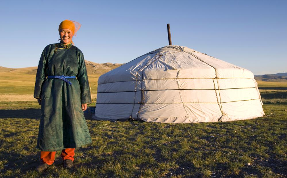 Nomadic life and traditions