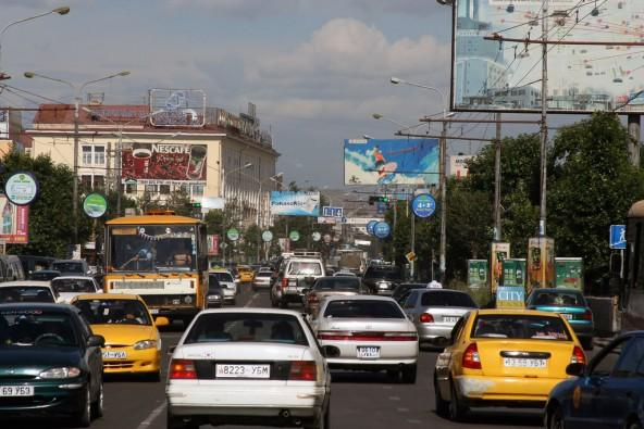 Driving in Ulan Bator: 8 things to know!