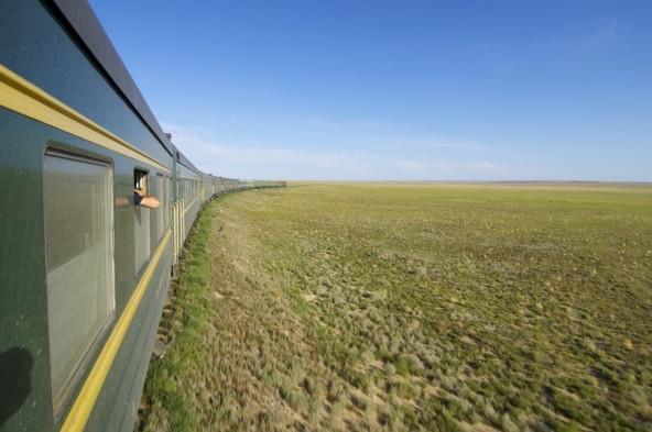 The Trans Mongolian: the train from Ulaanbaatar to Beijing