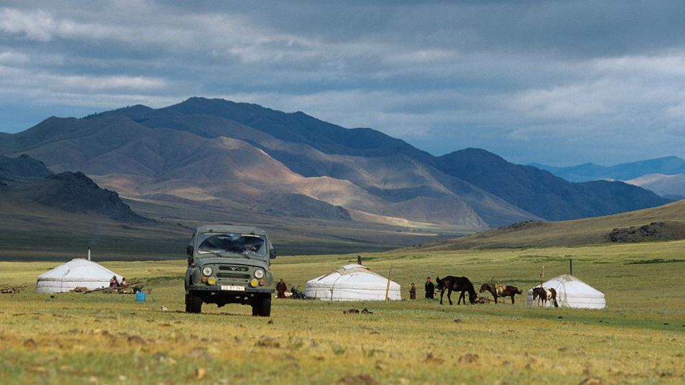 Transportation in Mongolia