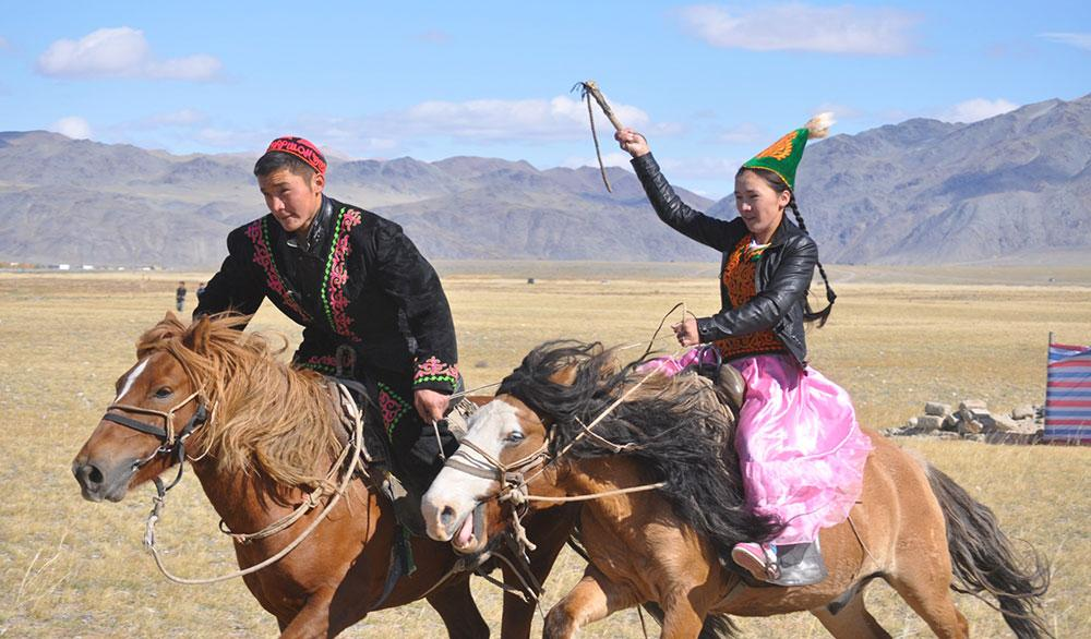 What's going on in Mongolia for 2016 ?
