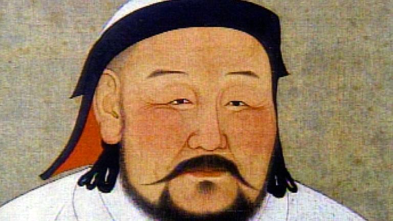 Genghis Khan: barbarian or hero?