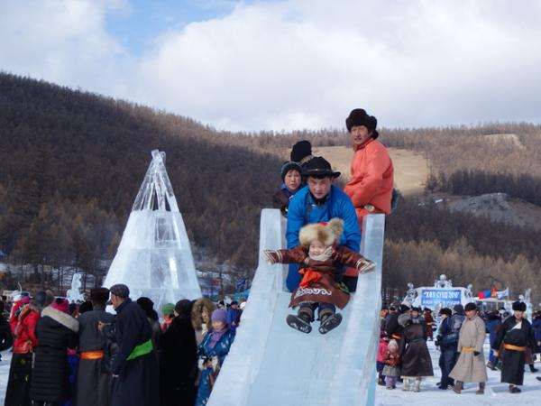 Ice festival, the event not to be missed