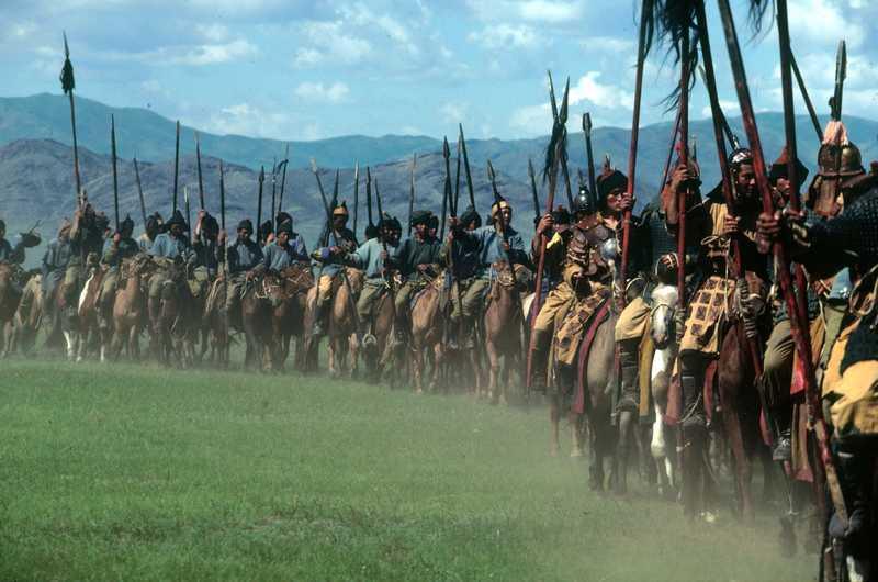 Die Geschichte der Mongolei